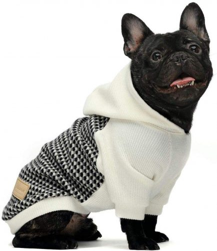 Fitwarm Knitted Pet Clothes