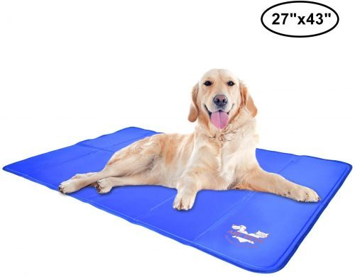 Arf Pets Pet Dog Self Cooling Mat Pad