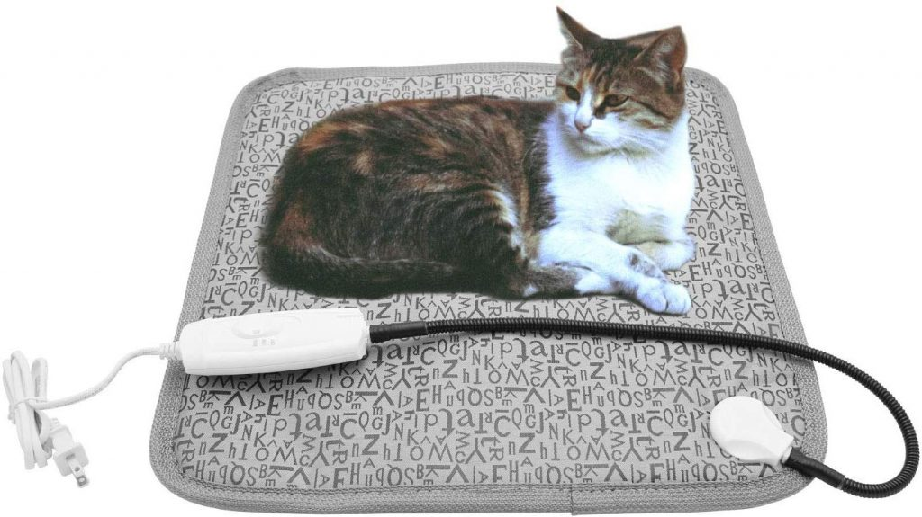 Nyicey Pet Heating Pad - dog electric blanket