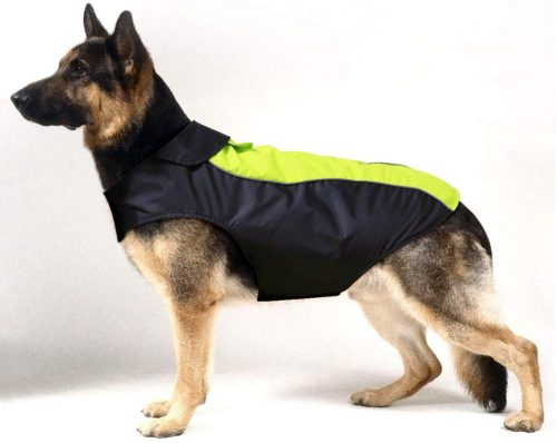 HiGuard Dog Raincoat Lightweight Waterproo