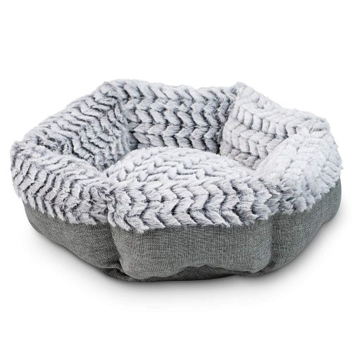 Pet Craft Supply Co. Round Machine Washable Dog Bed