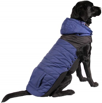ragralley Large Dog Hoodies with Warm Detachable Hat