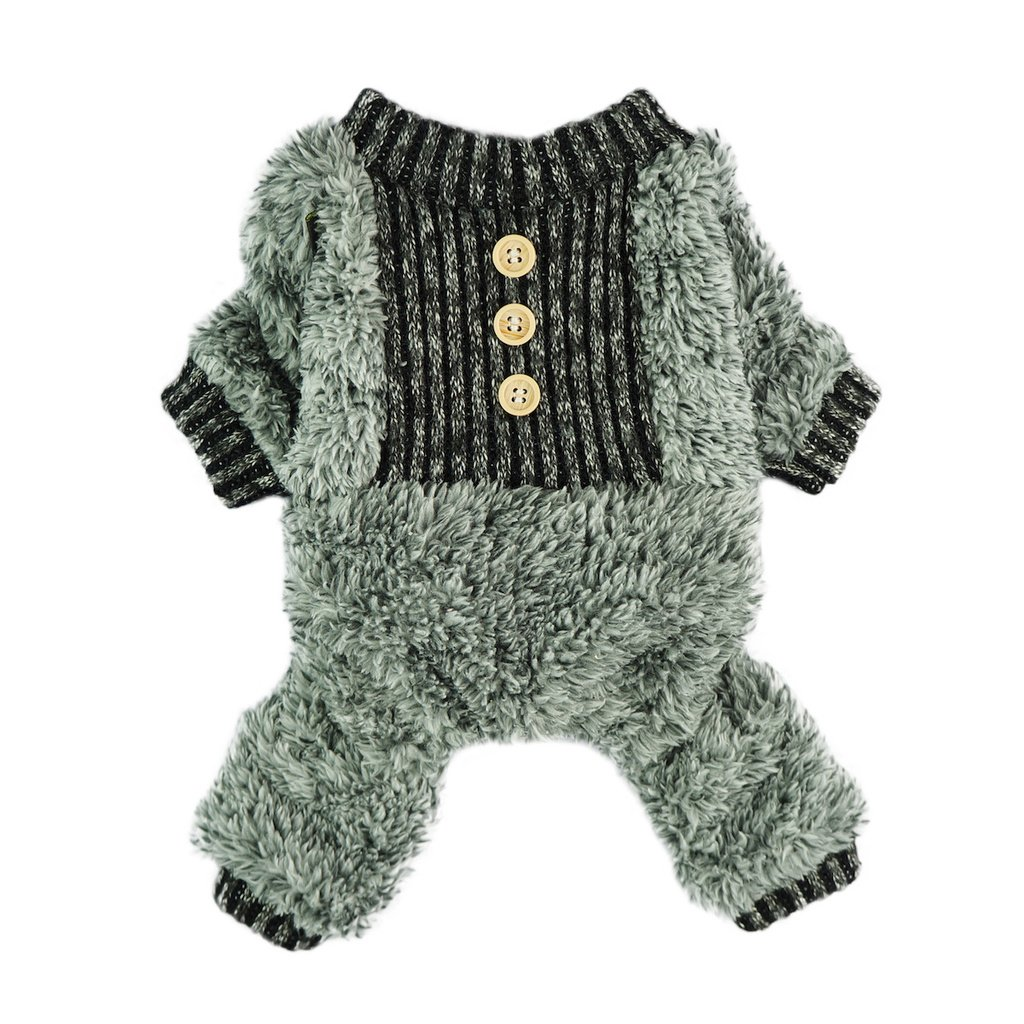 Fitwarm Fuzzy Fleece Thermal Pet Clothes