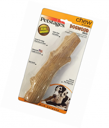 Petstages Dogwood Wooden Dog Chew Toy
