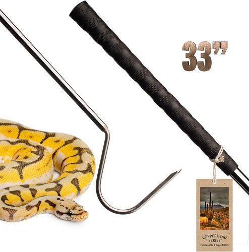 DocSeward Snake Hook, Copperhead Series for Snakes