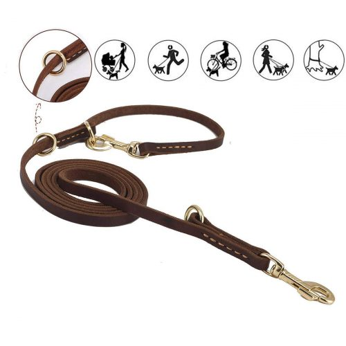 Durable Multi Function 8ft Dog Leash