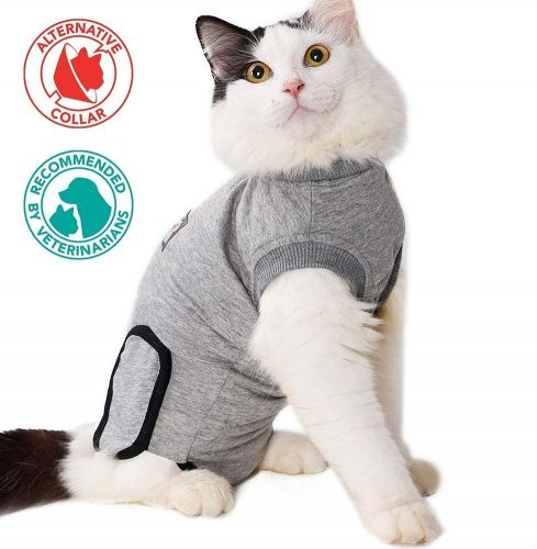 FOREYY Professional Cat Recovery Suit
