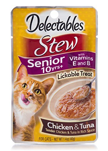 Hartz Lickable Wet Cat Treats
