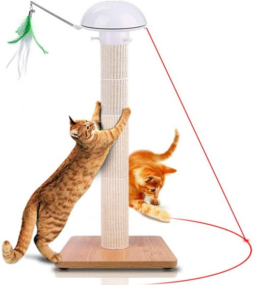 Huicocy Cat Scratching Post