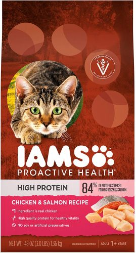 IAMS Proactive Health High Protein Adult Cat Food