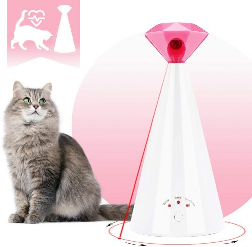 KOL Interactive Laser Cat Toy