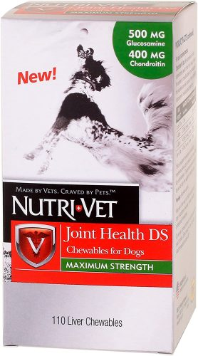 Nutri-Vet Hip and Joint Health Ds Chewables