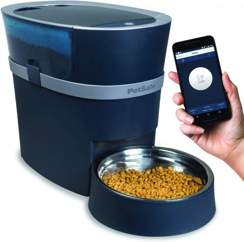 PetSafe Smart Feed Automatic Dog and Cat Feeder | smart pet feeders