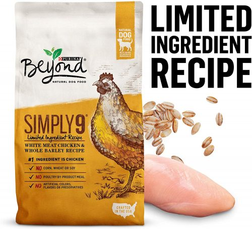 Purina Beyond Simply 9 Natural Limited Ingredient