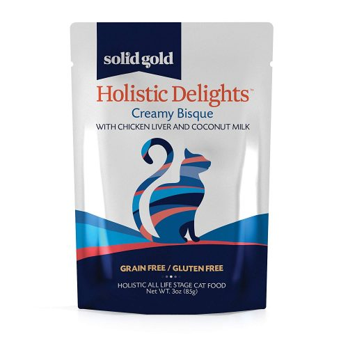 Solid Gold - Holistic Delights Creamy Bisque -Liquid cat foods