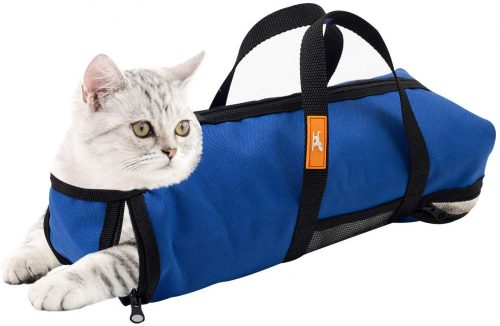 wintchuk Cat Grooming Restraint Bag