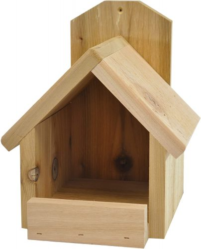 Backyard Boys Woodworking BBW81 Cardinal Nest Box