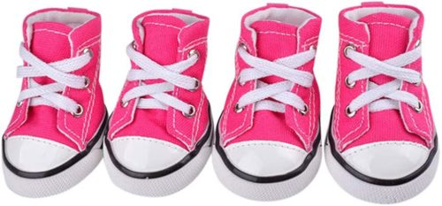 Glumes Cute Puppy Pet Dog Sporty Shoes