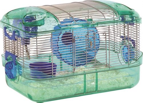 Kaytee Crittertrail Quick Clean Habitat - hamster travel cages