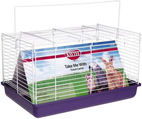 Kaytee Me Travel Carrier - hamster travel cages