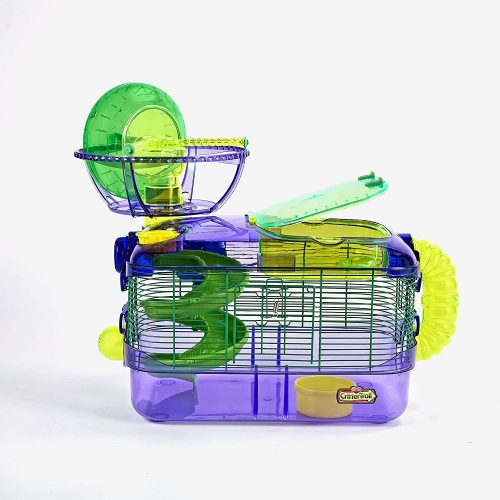 Kaytee Super Pet CritterTrail X - hamster travel cages