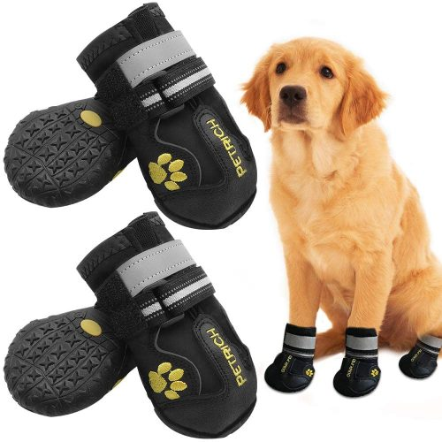LLNstore Dog Shoes Dog Snow Boots