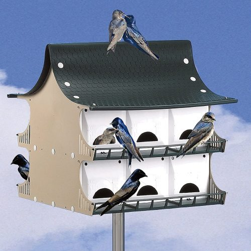 S and K Purple Martin House