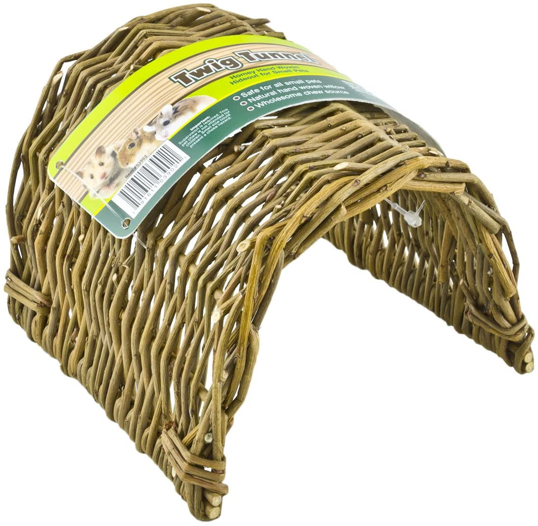 Ware Manufacturing Hand Woven Willow Twig Tunnel