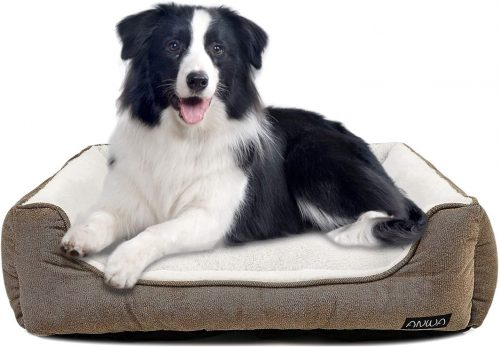 ANWA Durable Dog Bed - bolster dog beds