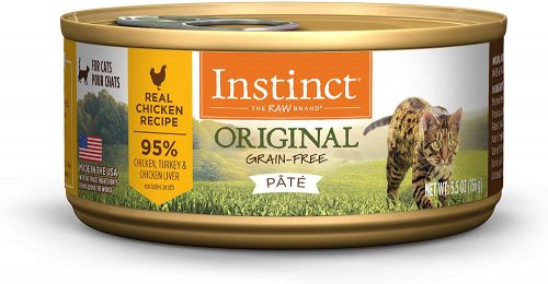 Instinct Natural Wet Canned Cat Food