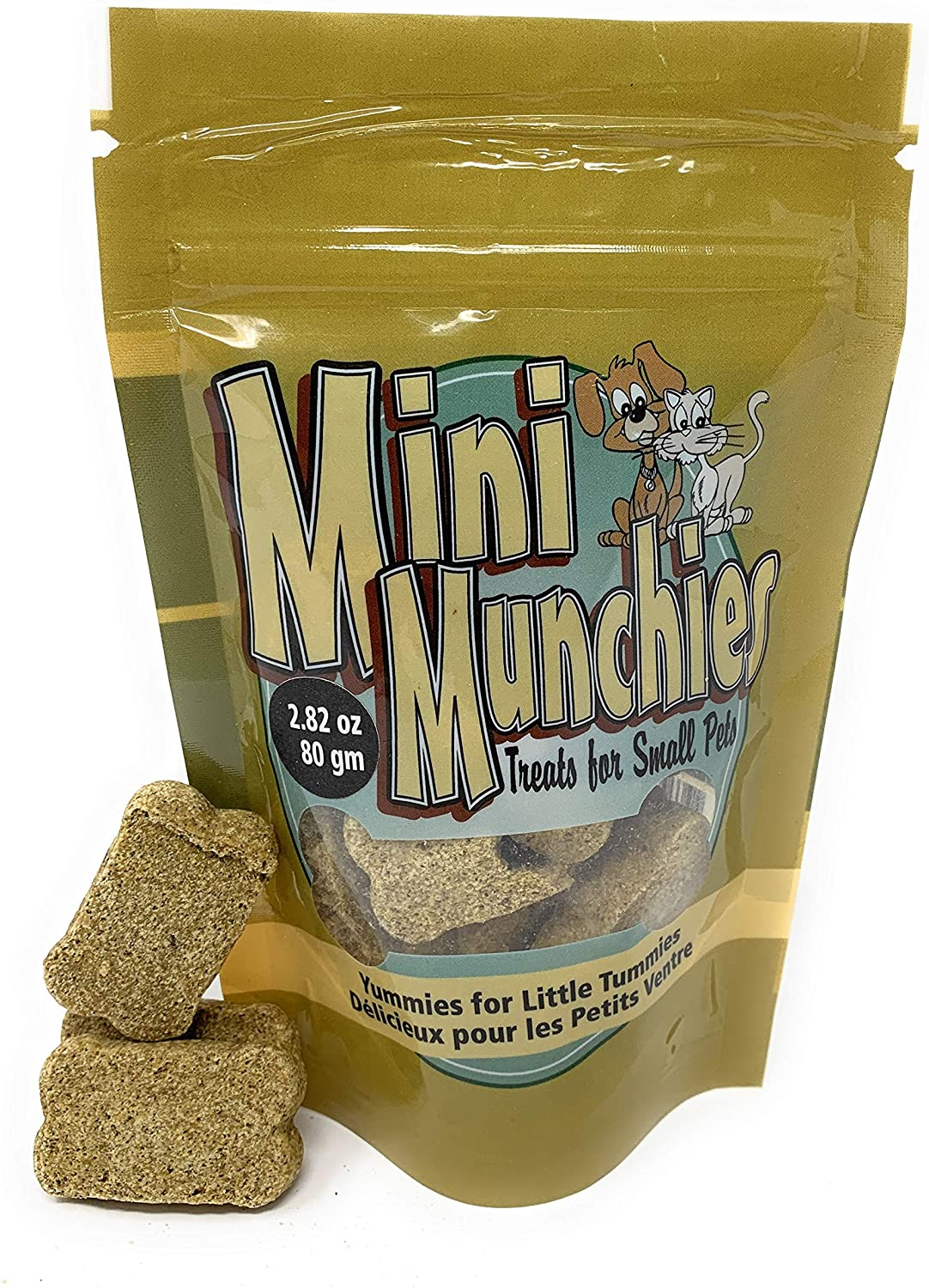 MEDI-PAWS Medi-Munchies Organic Calming Hemp Treats