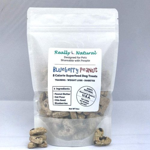 REALLY NATURAL 5 Calorie Superfood Dog Treats