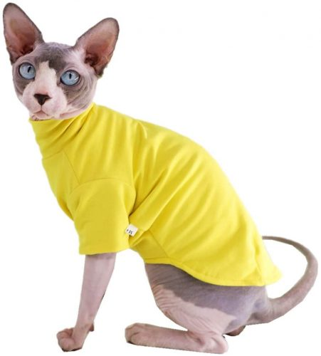 Sphynx Cat Clothes Winter Thick - Sphynx cat sweaters