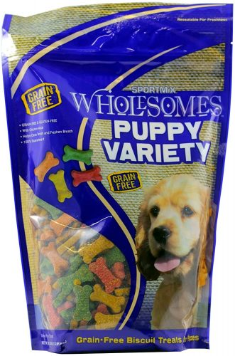 Sportmix Wholesomes Puppy Variety Grain Free