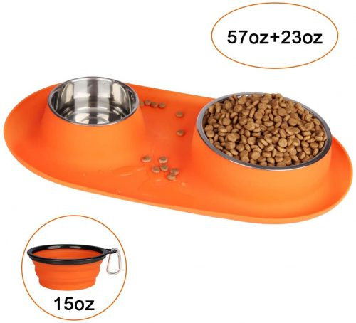 Wesen Dog Bowls Stainless Steel