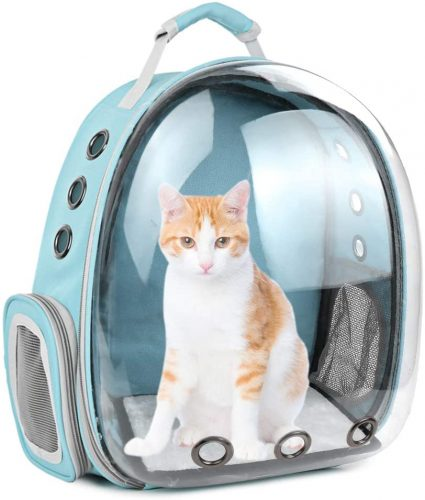 SSAWcasa Cat Backpack Carrier Large