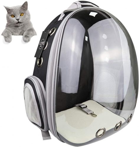 iLOVE Pet Carrier Backpack for Cat and Small Dog