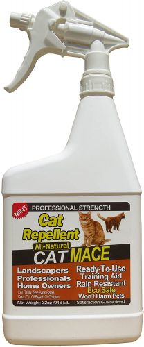 Nature's MACE Cat Repellent-32oz Ready-to-Use