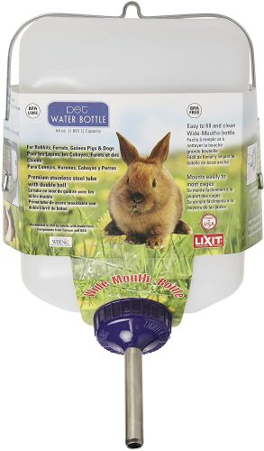 Lixit All-Weather Rabbit Water Bottle