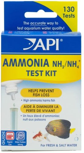 API TEST KIT, Different styles available