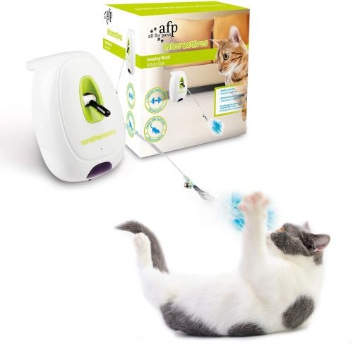 All for Paws Interactives Cat Teaser Toy