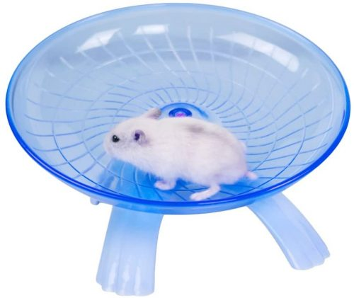 Awtang Hamster Flying Saucer Exercise Wheel - Chinchilla wheels
