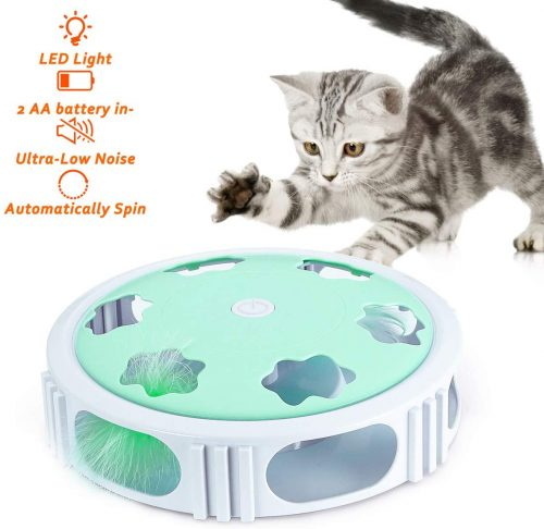 BMAG Interactive Cat Feather Toys