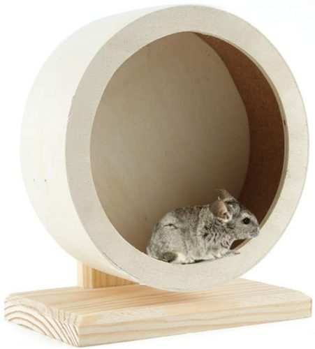JEMPET Hamster Silent Running Exercise Wheels - Chinchilla wheels