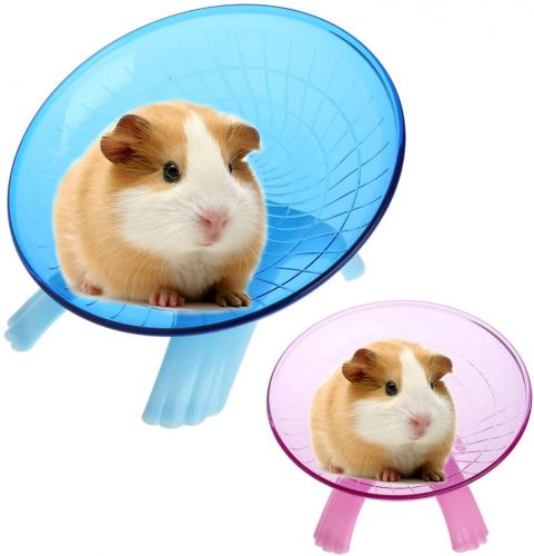 Keersi Hamster Flying Saucer Wheel - Chinchilla wheels