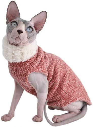 Kitipcoo Sphynx Cat Clothes