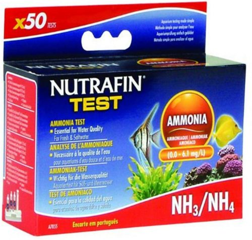 Nutrafin Ammonia 0.0 to 6.1 Mg/L