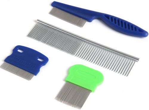 SBYURE Dog Tear Stain Remover Combs - Dog Grooming Comb