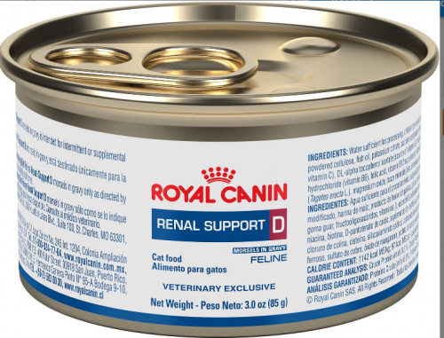 Royal Canin Veterinary Diet Urinary SO Moderate | low protein cat food