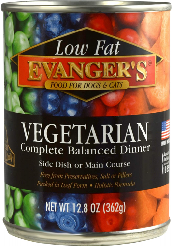 Evanger's Grain-Free Single Protein Game Meats | low protein cat food